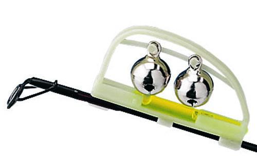 BALZER Bissanzeiger 3,1-3,6mm Glocke Aalglöckchen Rutenglocke Glöckchen Aal Biss